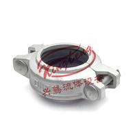 供应不锈钢沟槽式卡箍接头卡箍