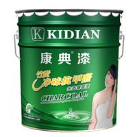 KF-2000银离子竹炭除醛哑光墙面漆
