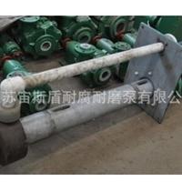 供应氟合金耐高温腐蚀耐强酸强碱液下泵