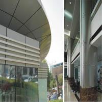 3.0mm异型外墙铝单板生产设计