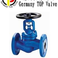 德国进口波纹管截止阀 德国TOP波纹管截止阀