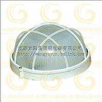 供应36W防潮吸顶灯 圆形玻璃罩防潮吸顶灯