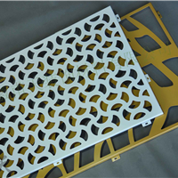 供应镂空雕花铝单板