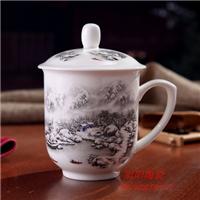 供应12生肖陶瓷茶杯,手绘陶瓷茶杯