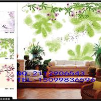 供应PVC无缝背景墙壁纸壁画厂家直售