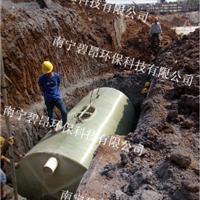 供应广西埋地式玻璃钢隔油池