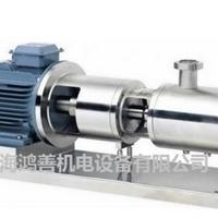 三级乳化泵,高级乳化泵,管线式乳化泵