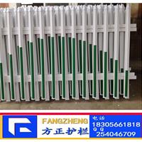 四川绵阳PVC园林围栏 德阳PVC花坛栅栏