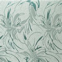 欧式大花现代田园中式织女星无缝墙布