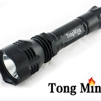 供应统明TM-8004远射王LED强光手电筒价格