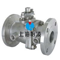 上海保温球阀厂家供应BQ41法兰浮动保温球阀