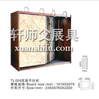 建材瓷砖展示架样品墙砖展览架陈列柜