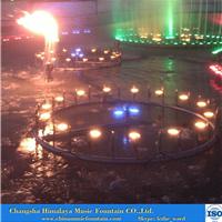 供应湖南喷泉长沙音乐喷泉LED彩灯