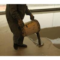 复合木地板铺装地面自流平找平