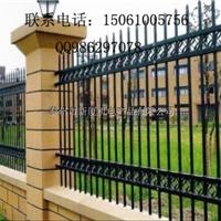 吴江围墙栏杆 金属组装栏杆 热镀锌钢材质