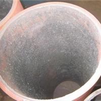 刚玉陶瓷复合管--冶炼油废渣输送管道