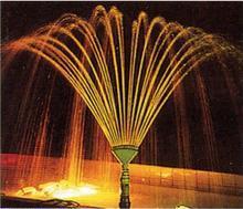 石家庄厂家供应园林庭院直射塔松喇叭花喷泉喷头