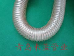 供应吸粪车专用软管 耐磨钢丝软管