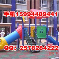 供应南宁幼儿园滑梯多少钱一套