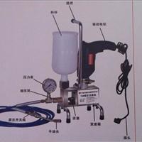 建筑防水涂料机械设备堵漏注浆机设备