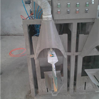 供应地坪砂浆包装机 气压式自流坪包装机