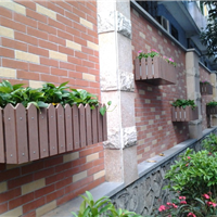 优质合肥木塑、生态木园林设施、园艺景观