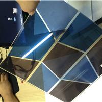 供应玻璃门窗遮阳膜,隔热膜,单项透视膜