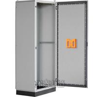 供应仿威图九折型材LPS框架机柜|PLC机柜