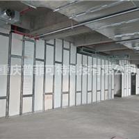 商场隔墙材料 轻质坚固 A级防火 复合墙板