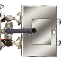 双泵外置式污水提升泵站厂家