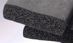供应橡胶发泡平板密封条