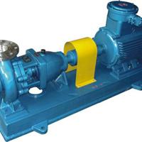 供应IH125-100-400化工泵 不锈钢高温化工泵