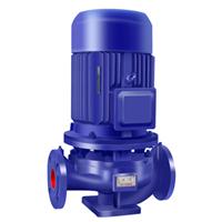 ISG125-250A管道泵 ISG管道泵