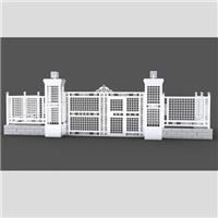 不锈钢栏杆/不锈钢定制大门/围栏GM-WL-003
