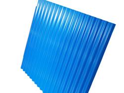 PVC塑钢瓦 波浪塑料瓦 代替铁皮瓦 建材批发