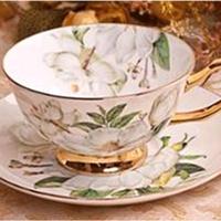 供应高档礼品陶瓷咖啡杯价格较低质量较好