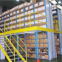 供应优质阁楼货架,坚固安全阁楼货架