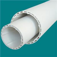 供应PVC消音管/PVC螺旋管-河北PVC管厂生产