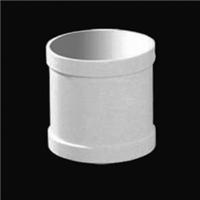 供应PVC直接/PVC管箍-河北PVC管件厂