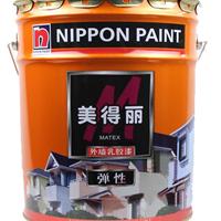 立邦漆美得丽外墙弹性涂料外墙防水漆 22KG