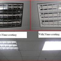 无眩光纳米涂层LED格栅灯盘/解决视觉疲劳