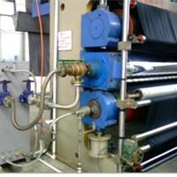 无纺布料烘干导热油电加热设备