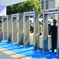 供应防雨型安检门 金属安检门 精密型安检门