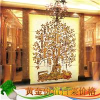 瓷砖背景墙欧式时尚 玄关端景 彩雕 摇钱树