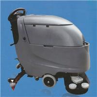 超市用自走式双刷型全自动洗地机