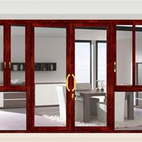 加盟铝合金平开门铝合金门窗厂家找昂尊门窗
