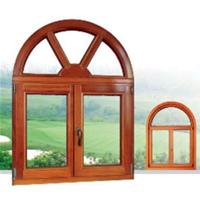 供应铝包木门窗,实木门窗