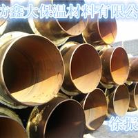 聚氨酯直埋保温管市场价格
