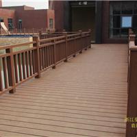 塑木护栏、木塑护栏、塑木栏杆、木塑栏杆