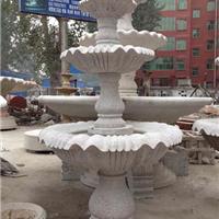 河北人物喷泉雕塑供应商水景石雕喷泉加工